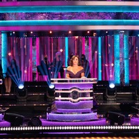 First celebrity waltzes off Strictly Come Dancing