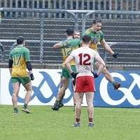 Donegal bounce back from slow start to reign in the rain against Tyrone
