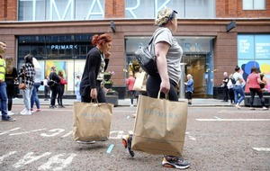 Primark reassures public after long queues pictured outside Belfast shop