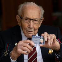 Captain Sir Tom Moore to feature in televised Festival of Remembrance