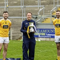 Antrim GAA to hold online fundraiser to help St Vincent de Paul at Christmas
