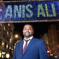London shines a light on coronavirus heroes this festive season