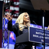 Lady Gaga tells fellow Americans their votes 'will be counted and will matter'