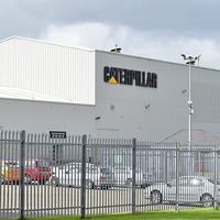 700 Larne jobs threatened as Caterpillar migrates manufacturing to India