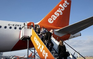 EasyJet boss expects 'majority' of European destinations to be on 'green list'