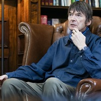 Ian Rankin booked in for Literary Lunch