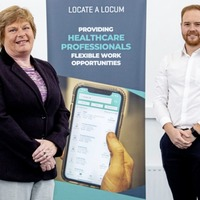Belfast firm Locate a Locum invests £1.3m in healthcare software creating 14 jobs