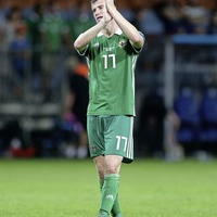 Northern Ireland's Mr Versatile Paddy McNair out to get Slovakia job done