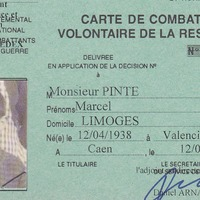 Six-year-old French Resistance agent honoured