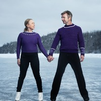Torvill and Dean explore effects of climate change in Alaska in ITV documentary