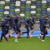 Northern Ireland aiming to grasp Euro prize against Slovakia