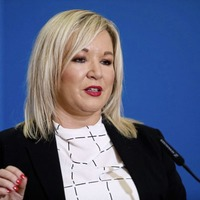 Michelle O'Neill accuses DUP of ignoring 'excess deaths' warning if restrictions are lifted