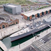 New working whiskey distillery planned for Belfast's Titanic Quarter