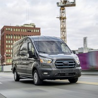 Electric Ford E-Transit comes with a fully-loaded 217-mile range