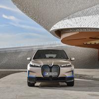BMW iX: The Thing