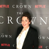 The Crown's Olivia Colman reveals 'exciting' scenes with Gillian Anderson
