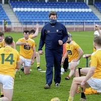 Antrim hurlers facing ''different Kerry'' clash warns manager Darren Gleeson