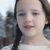 O2 Christmas ad features 10-year-old Dundee ice skater