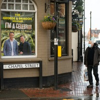 In Pictures: Croeso from Abergele as I'm A Celebrity comes to town