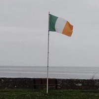 Tricolour on council property in Carnlough removed