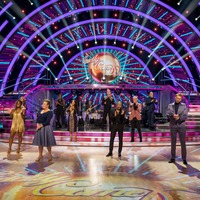 Another celebrity found wanting on Strictly Come Dancing