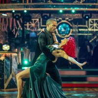 Max George thanks his 'absolute joy' of a partner following Strictly exit