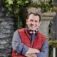 Shane Richie takes a tumble after hopping into hammock in I'm A Celebrity camp