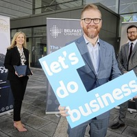 Belfast Chamber and Belfast Met launch 'Let's Do Business' seminar series