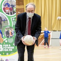 Sports programme boosts emotional resilience for young people