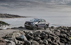Thunder's truck: Ford Ranger ready to rumble with Thunder special edition