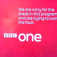 BBC apologises for 'major technical issues' during Monday's programming