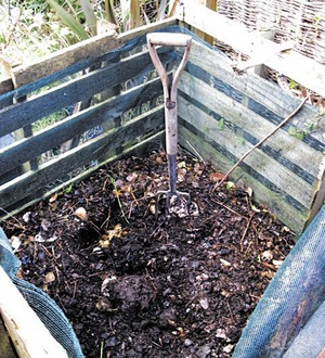 The Casual Gardener: Turn your waste into black gold