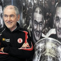 Mickey Harte no longer Tyrone manager but will always be a Red Hands legend