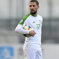 I'd never turn down international call-up: Ireland's Conor Hourihane