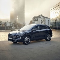 Hybrid adds to Kuga SUV electrified appeal