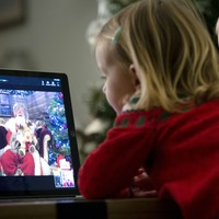 Virgin Media to host free video calls with Santa and Rudolph