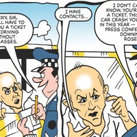 Dominic Cummings and Captain Sir Tom Moore in first Beano for grown-ups