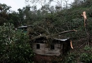Hurricane Iota batters Nicaragua, killing at least two people and forcing tens of thousands from their homes
