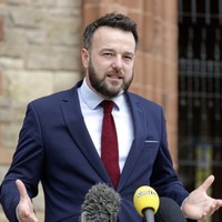 Colum Eastwood sets out challenges of creating a new Ireland