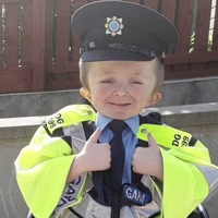 Nine-year-old Garda Jack hints at Late Late Toy Show spot
