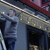 Pubs turn on Christmas lights to highlight safe opening