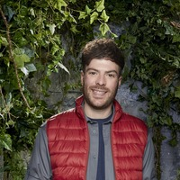 Jordan North faces his fears solo in I'm A Celebrity's Trapped Door challenge