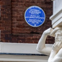 African anti-slavery campaigner honoured with blue plaque