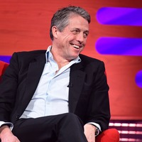 Hugh Grant talks emotions: 'I find in my old age I can't stop them'