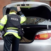 Suspected Class A drugs seized by police