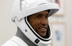 How space rookie and Nasa astronaut Victor Glover rocketed into history books