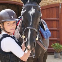 Geri Horner: How a rescue horse helped me with confidence