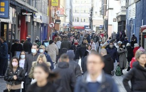 Retail lockdown 'ill-thought-out' as shops report 'astronomical rise' in footfall