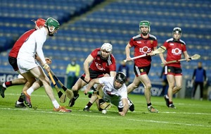 Sucker punch goals stun Down as Kildare lift Christy Ring Cup