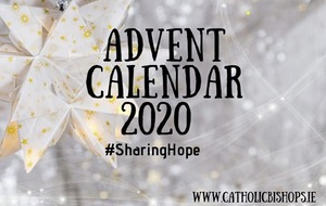 As churches close, share hope and mark Advent with online calendar